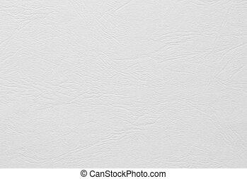 白, ペーパー, 手ざわり, 背景