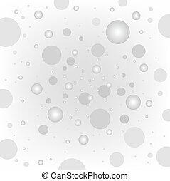 白, 効果, 背景, 円