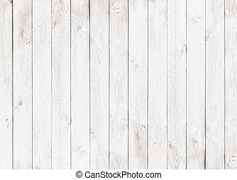 白, 木, 背景, textured