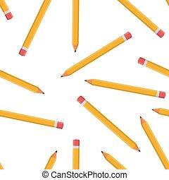白, 漫画, バックグラウンド。, 網, 生地, ベクトル, seamless, デザイン, 隔離された, style., イラスト, 包むこと, wallpaper., パターン, ペーパー, 鉛筆