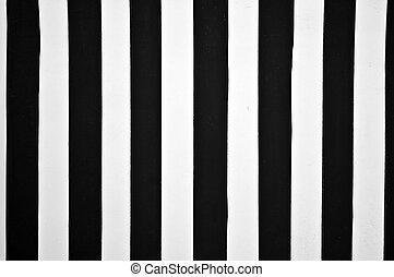 白, 黒, ストライプ, 背景