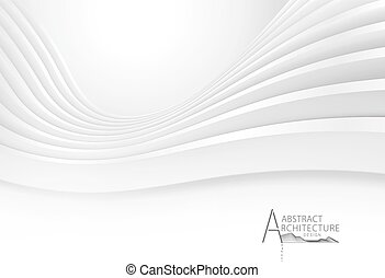 白, 3d, イラスト, 抽象的, バックグラウンド。, 建設