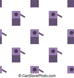 白, fabric., 漫画, バックグラウンド。, 網, ベクトル, 紫色, seamless, sharpener, デザイン, 鉛筆, style., イラスト, 包むこと, パターン, ペーパー