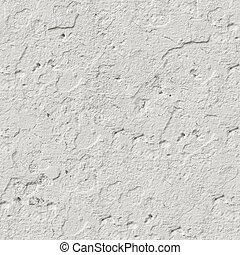 白, texture., 4k, seamless, 壁, ペイントされた, コンクリート