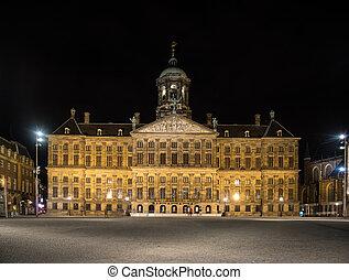 皇家的宮殿