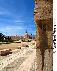 皇族, aranjuez, 宮殿