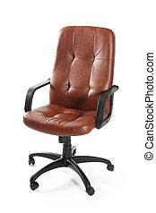 皮革辦公室旋轉椅子