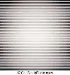 監控, 掃描, 線, pattern., screen., 電視, (repeatable.), 照像機, 空