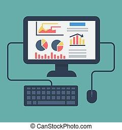 監控, 由于, 鍵盤, 由于, 事務, 統計, 在, a, 套間, 設計