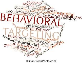 目標とすること, behavioral