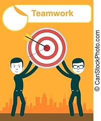 目標, 商業界人士, arrow., 配合, 藏品
