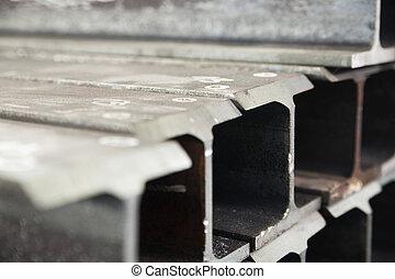 相片, 工業, 工字金屬梁