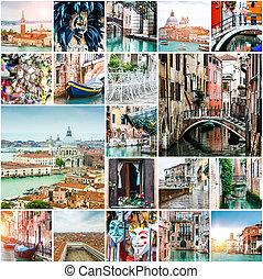 相片, 從, 威尼斯