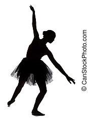 相片, ......的, 跳舞, 芭蕾舞女演員