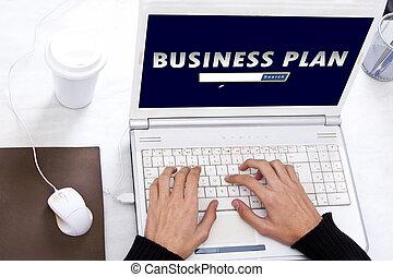相談, 計画, ビジネス, インターネット