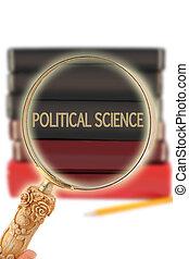看见, 在上, 教育, -, 政治, 科学