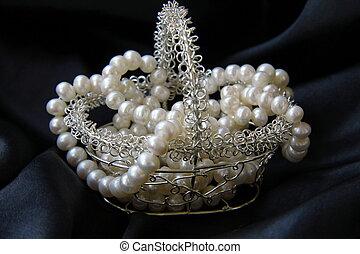 真珠のよう