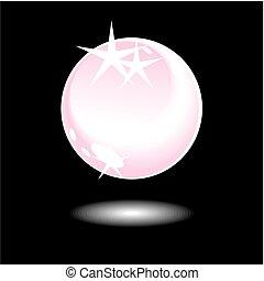 真珠, ボール, マジック, ∥あるいは∥, 水晶