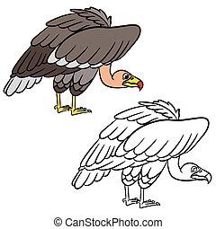 着色, vulture., 漫画, ページ