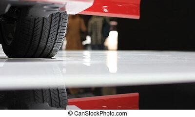 着陸装置, ショー, 自動車, 自動車