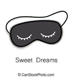 睡眠マスク
