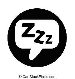 睡眠, アイコン