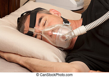 睡眠, cpap, apnea