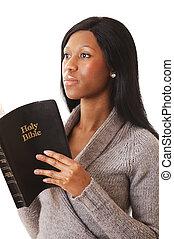 瞑想しなさい, 聖書