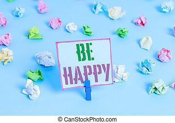 瞬間, ありなさい, 有色人種, 最後, 仕事, 愛, 単語, 執筆, 背景, ビジネス, メモ, 空, 青, あらゆる, happy., 床, テキスト, あなたの, しわくちゃになった, clothespin., 生活, ペーパー, 家族, 生きている, 概念
