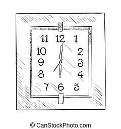 矢量, 略述, ......的, 鐘