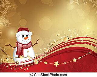 矢量, 聖誕節, 背景