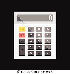 矢量, 計算器, 圖象