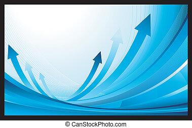 矢, 金融, 背景