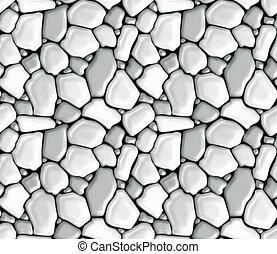 石工, 瓦礫, seamless