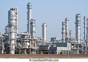 石油化学 植物