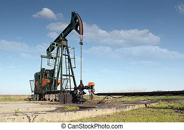 石油工業, pumpjack