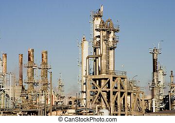 石油精製所, 5