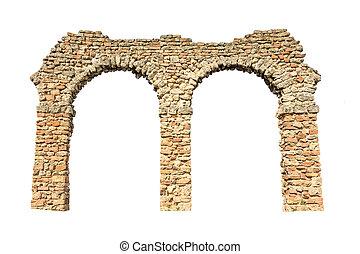 石造アーチ