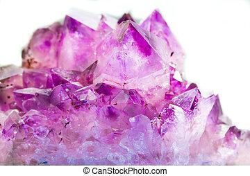 石頭, 紫水晶, 珍寶