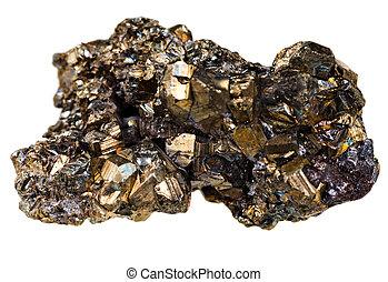 石頭, 黃鐵礦, 礦物