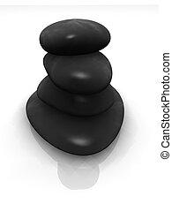 石頭, 3d
