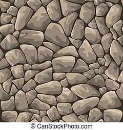 石頭, seamless, 背景