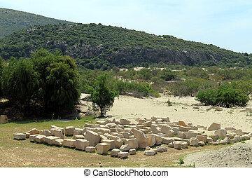 石, 古代