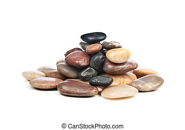石, 滑らかである, 山