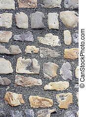 石, 道, 砂利, 舗装