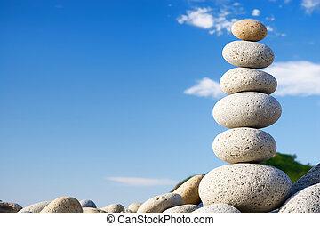 石, fengshui