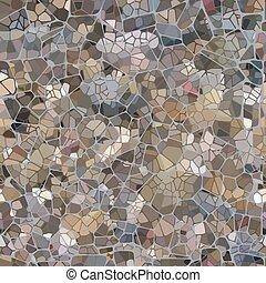 石, wall.