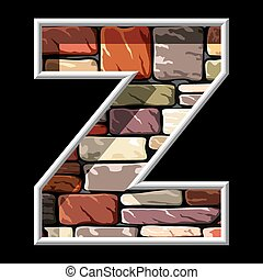 石, z, 手紙