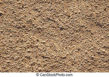 砂丘, 砂の質
