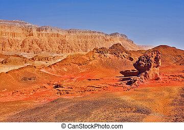 砂岩, 赤
